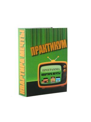 Копилка-сейф Квартира мечты 22*15*4см Русские подарки. Цвет: зеленый, серый, оранжевый