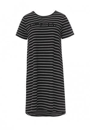 Платье Tom Farr. Цвет: черный