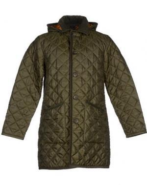 Легкое пальто LAVENHAM. Цвет: зеленый-милитари