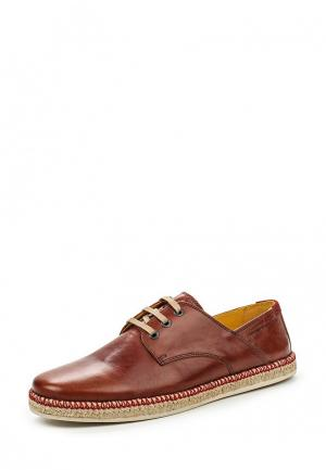 Ботинки Ambitious. Цвет: коричневый