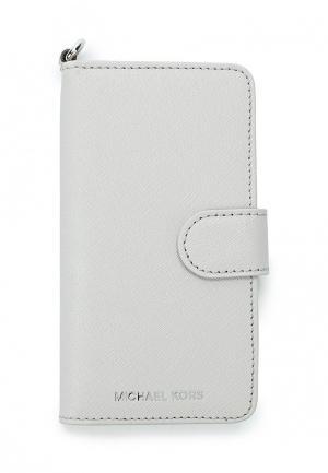 Чехол для iPhone Michael Kors. Цвет: серый