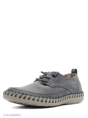 Ботинки Nexpero. Цвет: темно-серый