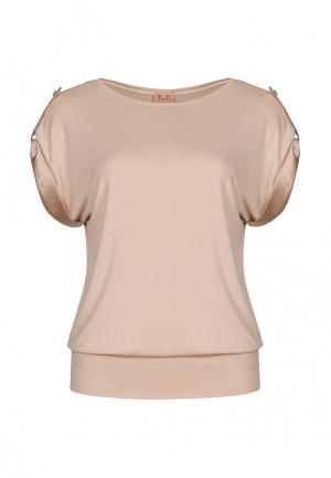Рубашка домашняя Petit Pas. Цвет: бежевый