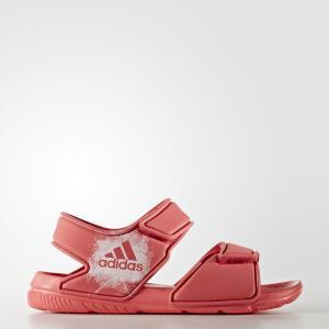 Сандалии ALTASWIM C  Performance adidas. Цвет: белый