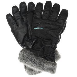 Варежки женские  Alero Glove Tory Dakine. Цвет: черный