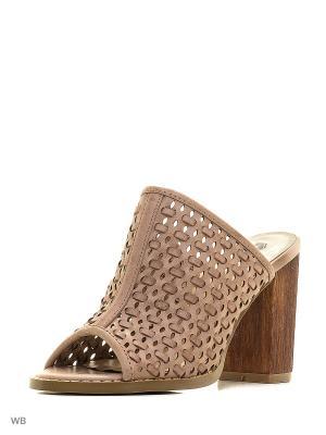 Туфли Wilmar. Цвет: коричневый