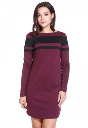 Платье Gloss. Цвет: фиолетовый