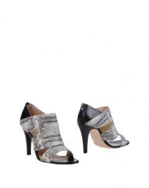 Ботинки UNISA. Цвет: серый