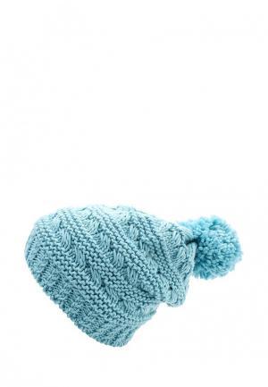 Шапка Sela. Цвет: голубой