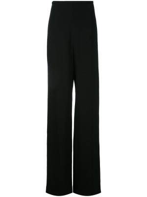 Широкие брюки Dion Lee. Цвет: чёрный
