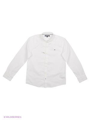 Сорочка Tommy Hilfiger. Цвет: белый