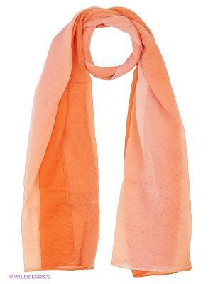 Платок Shapkoff. Цвет: оранжевый