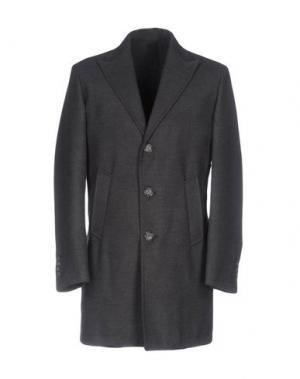 Пальто IMB I'M BRIAN. Цвет: свинцово-серый