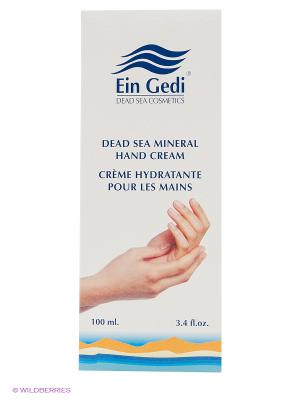 Крем для рук, 100 мл Ein Gedi. Цвет: белый
