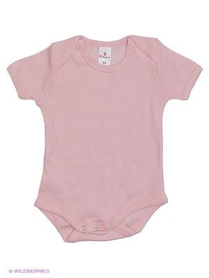 Пижама ясельная  MP0101 03 цвет розовый Квирит. Цвет: розовый