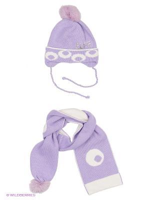 Комплект ELFE. Цвет: фиолетовый
