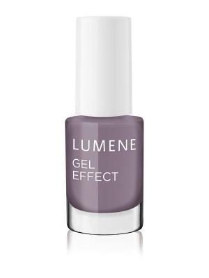 Лак для ногтей с гелевым эффектом № 35 Lumene. Цвет: фиолетовый