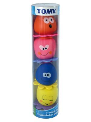 Семейка Осьминогов TOMY.. Цвет: голубой, желтый, оранжевый, розовый, синий