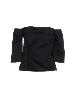 Блузка AMERICAN RETRO. Цвет: черный