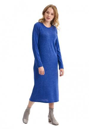 Платье Nastasia Sabio. Цвет: синий