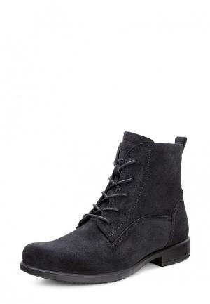 Ботинки TOUCH 25 B ECCO. Цвет: черный