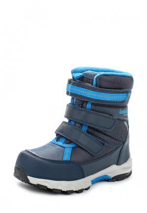 Ботинки Lassie. Цвет: синий