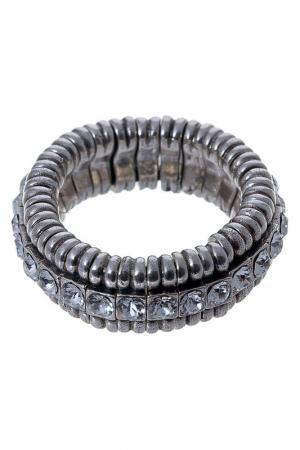 Кольцо Philippe Audibert. Цвет: серебряный