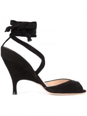 Strappy sandals Alchimia Di Ballin. Цвет: чёрный