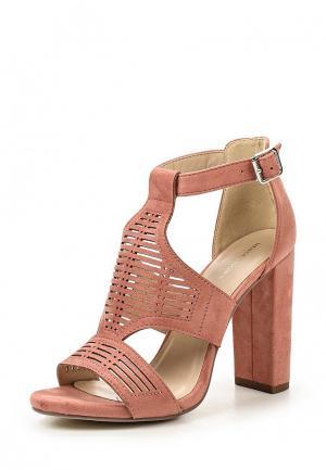 Босоножки Ideal Shoes. Цвет: розовый