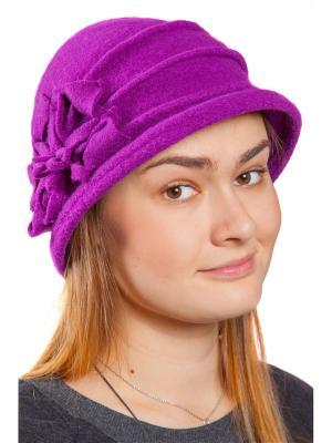 Шляпа Скарлет Three S. Цвет: фиолетовый