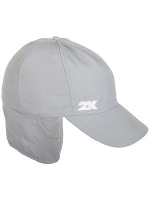 Бейсболка утепленная Nordkyn 2K. Цвет: темно-серый