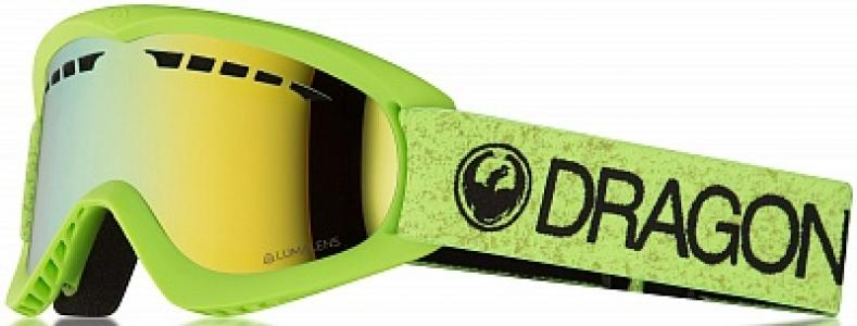Маска  Dx Green - Lumalens Dragon