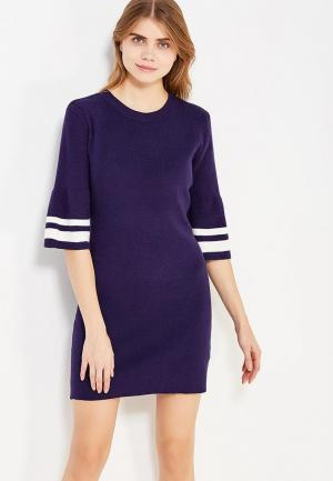 Платье Sweewe. Цвет: синий