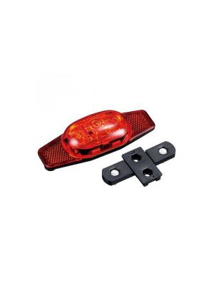 Задний многофункциональный габаритный фонарь D-light. Цвет: черный