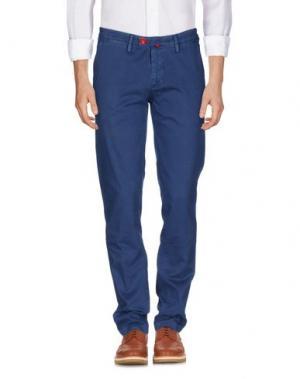 Повседневные брюки BARONIO. Цвет: синий