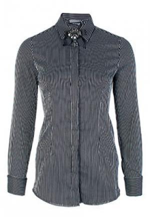 Рубашка ALTER EGO. Цвет: черный