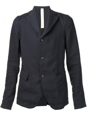 Пиджак A1923 A Diciannoveventitre. Цвет: чёрный