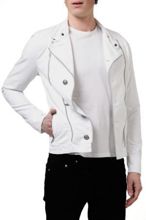 Куртка Absolut Joy. Цвет: белый