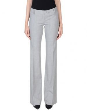 Повседневные брюки CELYN B.. Цвет: серый