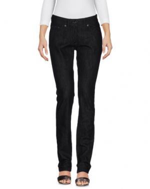 Джинсовые брюки NORTH SAILS. Цвет: черный