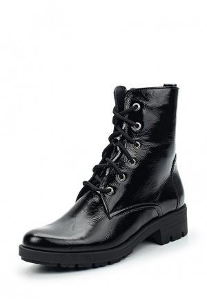 Ботинки Valley. Цвет: черный