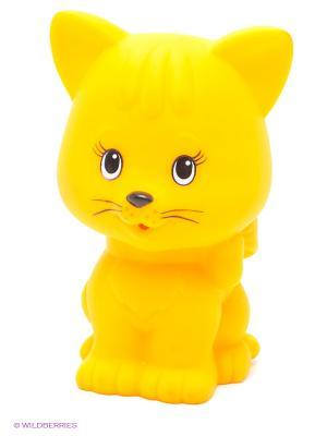 Пластизоль Кошечка ЗАТЕЙНИКИ. Цвет: желтый