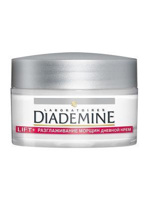 Дневной крем LIFT + разглаживание морщин Superfiller 50мл Diademine. Цвет: молочный