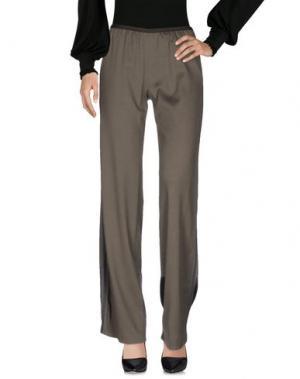 Повседневные брюки CALLENS. Цвет: зеленый-милитари