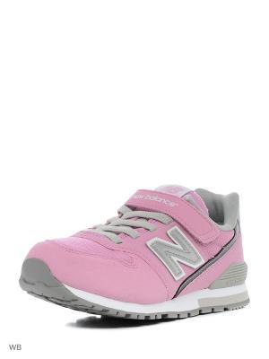 Кроссовки NEW BALANCE 996. Цвет: розовый