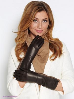 Перчатки Eleganzza IS07110/d.brown