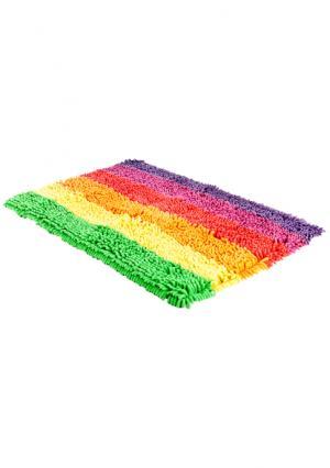 Коврик для ванной BESO BANDERA VIGAR. Цвет: разноцветный (радуга)