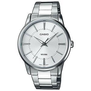 Кварцевые часы  Collection MTP-1303PD-7A Grey Casio. Цвет: серый