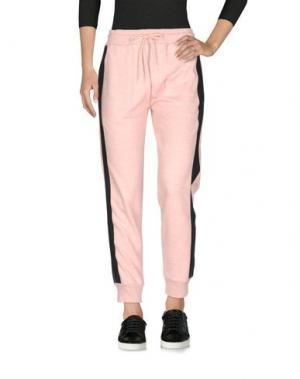 Повседневные брюки McQ Alexander McQueen. Цвет: розовый