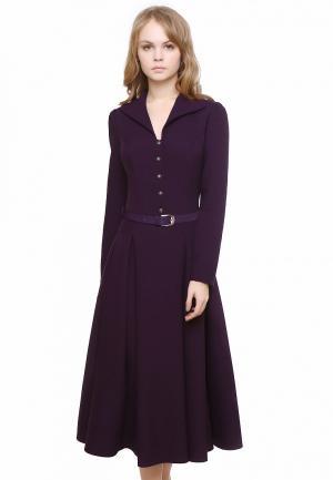 Платье Marichuell. Цвет: фиолетовый